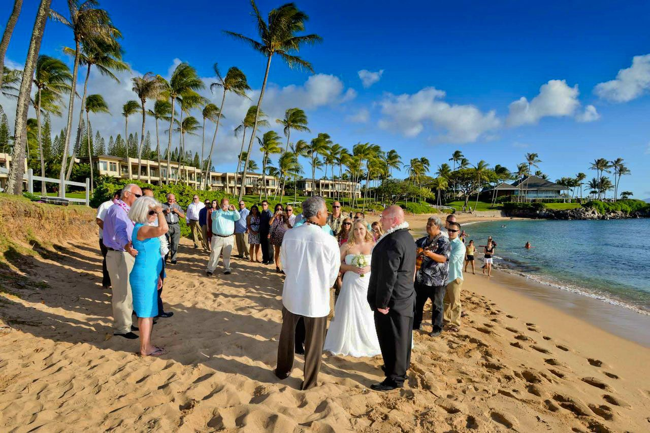 Best maui wedding beaches for privacy and beauty maui wedding locations image 1614 junglespirit Choice Image