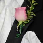 Maui Wedding Boutonniere